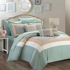 Duke 10-piece Comforter Bedding Set