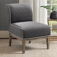 Madison Park Signature Gibson Velvet Accent Chair