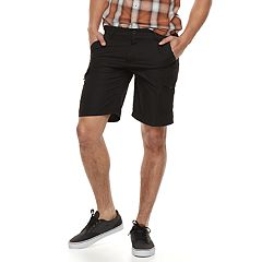 Men's Burnside Microfiber Cargo Shorts