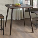 INK+IVY Renu Tall Wood Dining Table