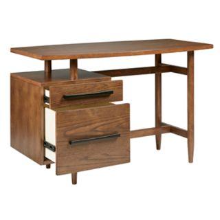 INK+IVY Wynn 2-Drawer Desk