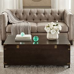 Madison Park Signature Voyager Storage Coffee Table