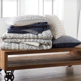 SONOMA Goods for Life? Edendale Woven Stripe Comforter Set