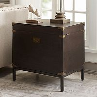 Madison Park Signature Voyager Storage End Table
