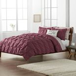 SONOMA Goods for Life? Fallon Pleated Duvet Cover Set