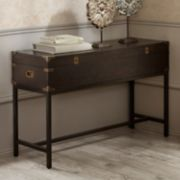 Madison Park Signature Voyager Storage Console Table