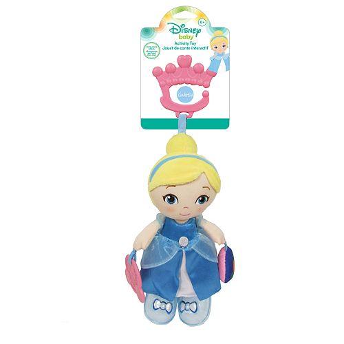 Disney's Cinderella Baby On-the-Go Activity Toy