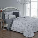 Blush Belle 9-piece Quilt Bedding Set