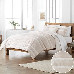 SONOMA Goods for Life™ Millerton Clip Duvet Cover Set