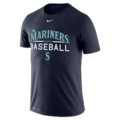Men's Nike Seattle Mariners Practice Tee
