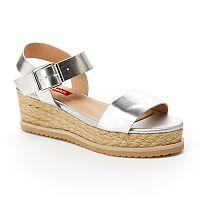 Unionbay Olivie Women's Platform Sandals