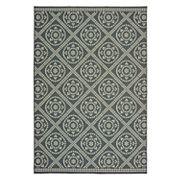 StyleHaven Mainland Lattice Geometric Indoor Outdoor Rug