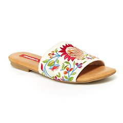 Unionbay Drama Women's Slide Sandals