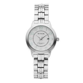Sutton by Armitron Women?s Dress Watch - SU/1003SVSV