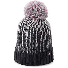 Girls 7-16 Under Armour Infinity Pom Beanie Hat