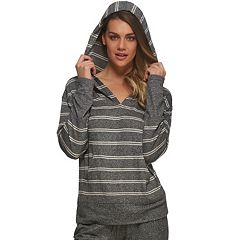 Women's Jezebel Jenny Striped Hoodie