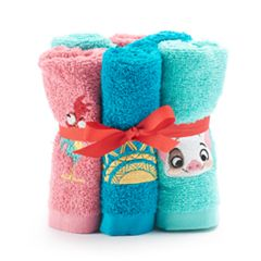 Disney's Moana 6-pack Washcloth Set