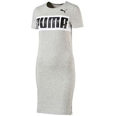 Women's PUMA Urban Sports Short Sleeve Dress