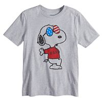 Boys 8-20 Peanuts Snoopy Cool Tee