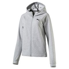 Women's PUMA Urban Sports Full-Zip Hoodie