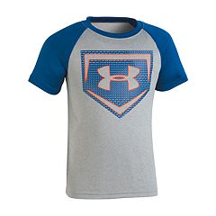 Toddler Boy Under Armour Baseball Home Plate Logo Graphic Tee