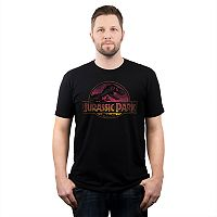 Big & Tall Fifth Sun Jurassic Park Graphic Tee
