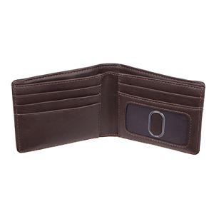 Men's Exact Fit RFID-Blocking Stretch Bifold Wallet