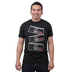 Big & Tall Fifth Sun Nintendo Controller Graphic Tee