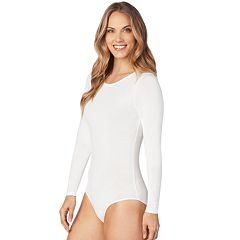 Women's Cuddl Duds Softwear Stretch Bodysuit