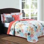 Belize 5-piece Quilt Set