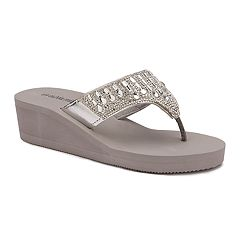 Olivia Miller Pinellas Women's Wedge Sandals