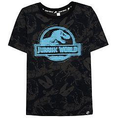 Boys 4-10 Jurassic World: Fallen Kingdom Reactive Graphic Tee
