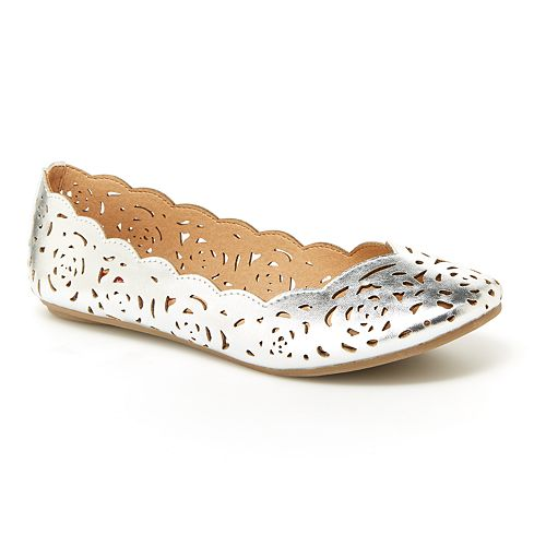 sale fake cheap sale new arrival Unionbay Terry Women's Flats sale low shipping fee 64JN3tW