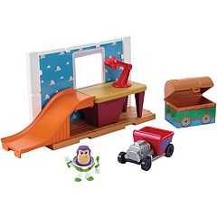Disney / Pixar Toy Story Andy's Room Minis Playset by Mattel