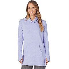 Women's Cuddl Duds Stretch Fleece Lounge Tunic