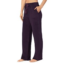 Women's Cuddl Duds  Stretch Fleece Lounge Pants