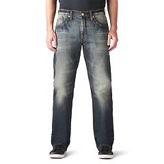 Men's Rock & Republic® Hype Stretch Straight-Leg Relaxed-Fit Jeans
