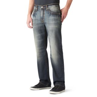 Men?s Rock & Republic® Hype Stretch Straight-Leg Relaxed-Fit Jeans