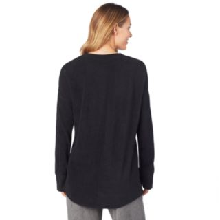 Women's Cuddl Duds Fleece Lounge Pullover
