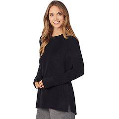 Plus Size Cuddl Duds Stretch Fleece Pullover