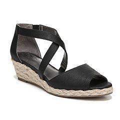 LifeStride Liason Women's Espadrille Wedge Sandals