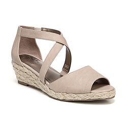 LifeStride Liason Women's Espadrille Wedge Sandals