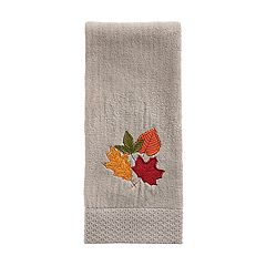 Celebrate Fall Together Leaves Hand Towel