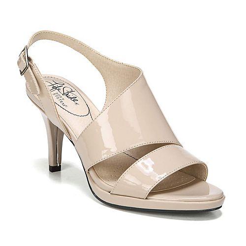 LifeStride Vicky Women's High ... Heel Sandals yaU7rtk