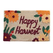Celebrate Fall Together Happy Harvest Bath Rug