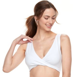 Maternity Lamaze Nursing Sleep Bra LMBRA106