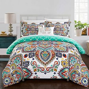 Raypur Comforter Set