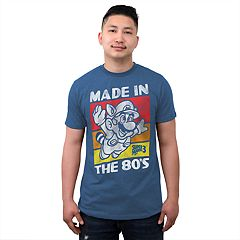 Big & Tall Fifth Sun Super Mario Bros. 'Made in the 80's' Graphic Tee