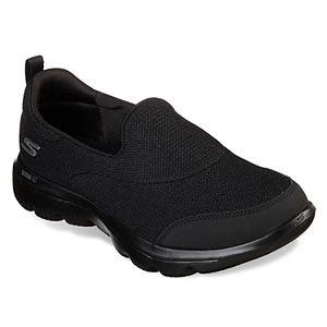 Skechers Damen gehen zu Fuß Evolution Ultra Slip On Schuhe