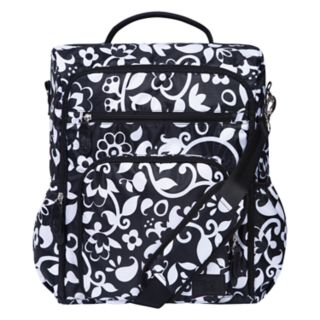 French Bull Convertible Backpack Diaper Bag